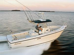 Used Shamrock 270 Open Center Console Fishing Boat For Sale