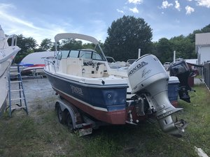 Used Arima 21 Sea Ranger Cuddy Cabin Boat For Sale