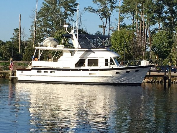 Used Defever CPMY Trawler Boat For Sale