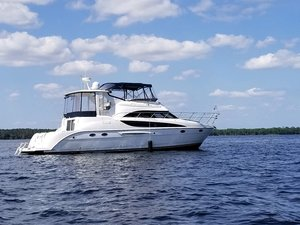 Used Meridian 459 Motor Yacht For Sale