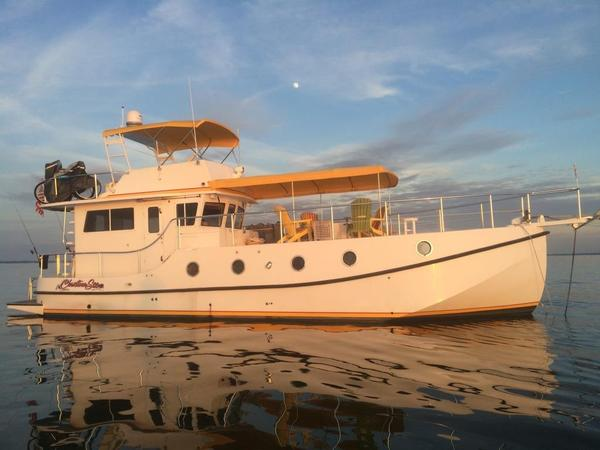 Used Mirage Great Harbour N-47 Motor Yacht For Sale