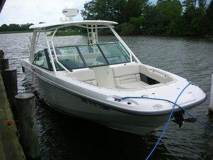 Used Boston Whaler Vantage 270 Freshwater Fishing Boat For Sale