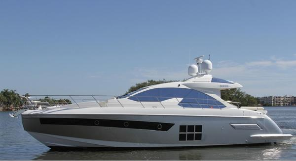 Used Azimut 55S Motor Yacht For Sale