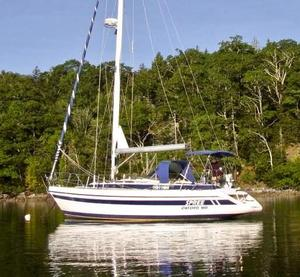 Used Sunbeam 34S Cruiser Sailboat For Sale
