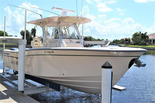 Used Grady-White Canyon 306 Center Console Fishing Boat For Sale