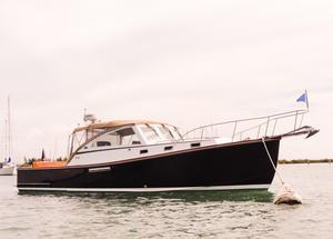 Used Wilbur 34 - Downeast Commercial Boat For Sale