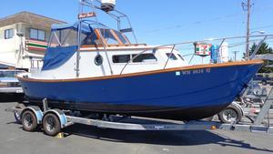 Used Calkins Bartender Express Cruiser Boat For Sale