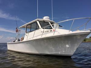 Used Judge 27 Chesapeake Pilothouse Boat For Sale