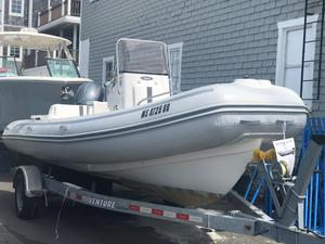 Used Ab Inflatables Oceanus 19 VST Tender Boat For Sale