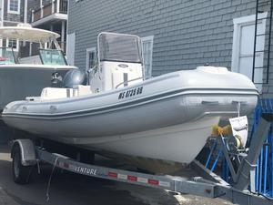 Used Ab Inflatables Oceanus 19 VST Tender Boat For Sale