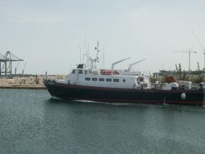 Used Camcraft Passenger Boat For Sale
