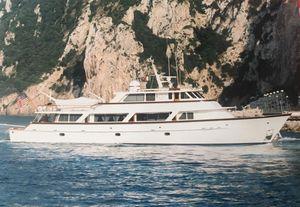 Used Swiftships Teledyne Motor Yacht For Sale