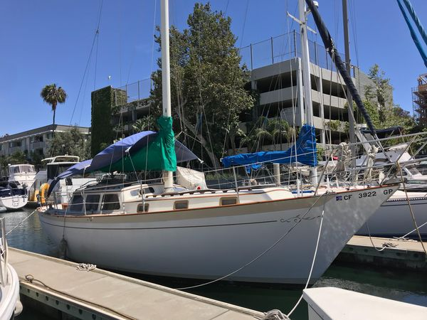 Used Islander Freeport 36 Plan B Cruiser Sailboat For Sale