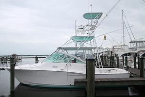 Used Cabo 35 Express Center Console Fishing Boat For Sale