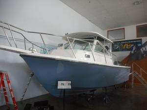 New Parker 2510 Deep Vee Walkaround Center Console Fishing Boat For Sale