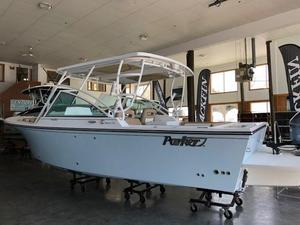 New Parker 2540 Cruiser Boat For Sale