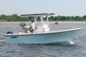 New Parker 2100 Center Console Center Console Fishing Boat For Sale