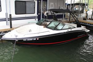 Used Chaparral 227 SSX Bowrider Boat For Sale