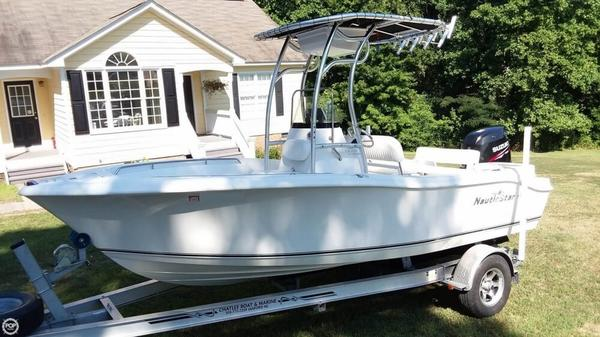 Used Nautic Star 1900 Offshore Center Console Fishing Boat For Sale
