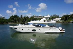 Used Azimut 75 Flybridge Boat For Sale