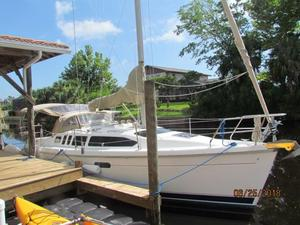 Used Hunter 336 Sloop Sailboat For Sale