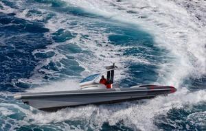 Used Pirelli Pzero 1400 Tender Boat For Sale