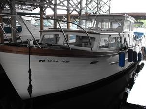 Used Roughwater 35 Motor Yacht For Sale