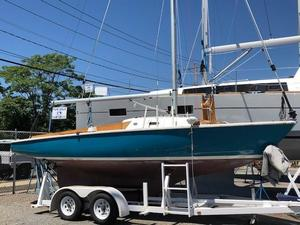 Used Pearson New Ensign Spars Ensign Daysailer Sailboat For Sale