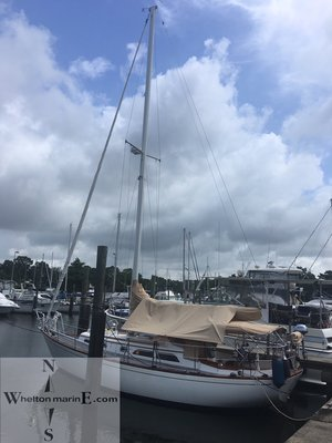 Used Mason 34 Sloop Sailboat For Sale