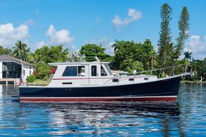 Used Duffy /marine Systems Downeast Cruiser Downeast Fishing Boat For Sale