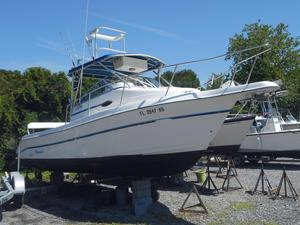 Used Cobia 25 Walkaround Sports Fishing Boat For Sale