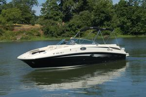 Used Sea Ray 28 Sundeck Bowrider Boat For Sale