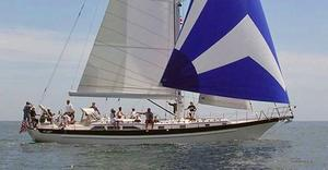 Used Cabo Rico 56 Cruiser Sailboat For Sale