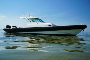 Used Protector 38 Tauranga SL Rigid Sports Inflatable Boat For Sale