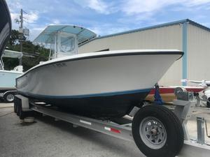 Used Contender Twin 225 Yamaha's Center Console Fishing Boat For Sale