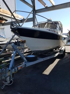 Used Sea Sport Talon 2400 Sports Fishing Boat For Sale