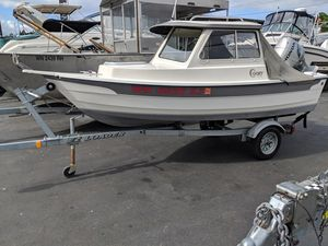 Used C-Dory Cuddy Cabin Boat For Sale
