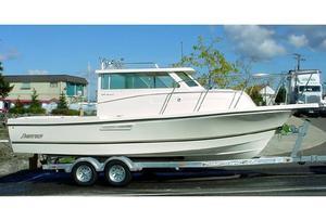 Used Shamrock 260 Mariner Cruiser Boat For Sale