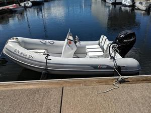 Used Ab Inflatables Alumina 12 ALX Tender Boat For Sale