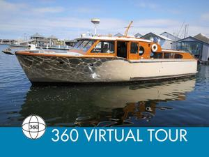 Used Monk 42 Bridgedeck Motoryacht Motor Yacht For Sale