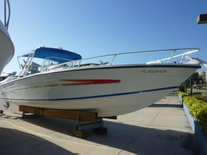 Used Marlago FS35 Center Console Fishing Boat For Sale