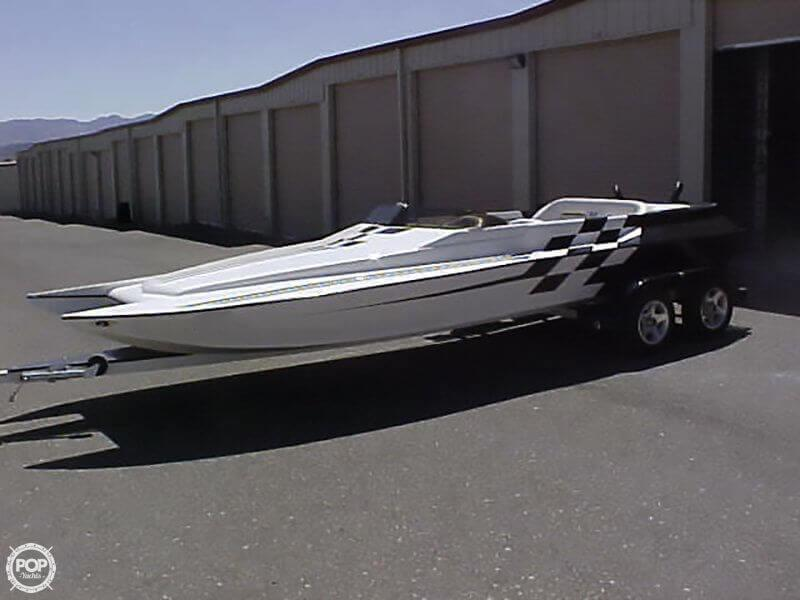 2002 Used Liberator 21 High Performance Boat For Sale -  28 000