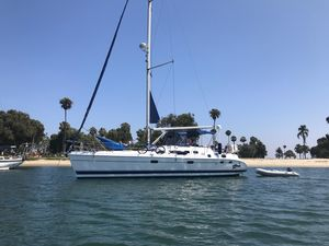 Used Hunter 456 Center Cockpit Sailboat For Sale