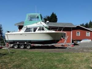 Used Tollycraft Sedan Convertible Fishing Boat For Sale