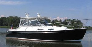 Used Legacy Downeast Hardtop Express Downeast Fishing Boat For Sale