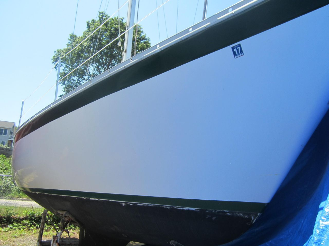 1980 Used Irwin Citation 34 Sloop Sailboat For Sale - $11,995