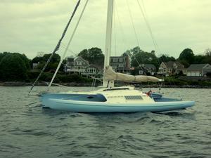 Used Newick Echo II Trimaran Sailboat For Sale