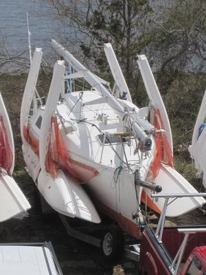 Used Corsair 31R AC - 241 Trimaran Sailboat For Sale