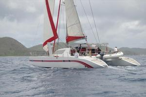 Used Switch 55 Catamaran Sailboat For Sale