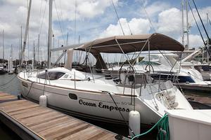 New Jeanneau Sun Odyssey 50 DS Cruiser Sailboat For Sale